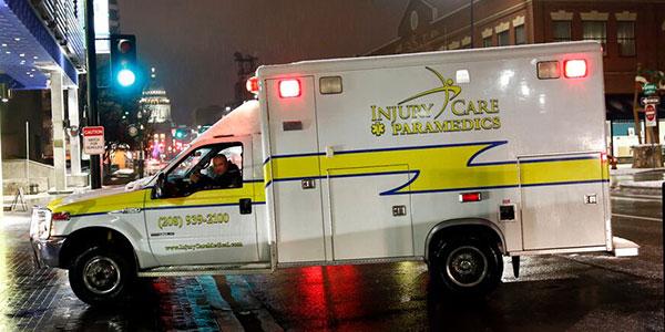 Boise private ambulance service